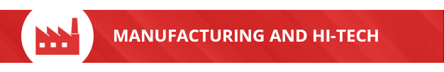 manufacturing and hi-tech